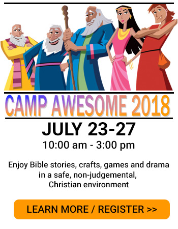 camp awesome 2018