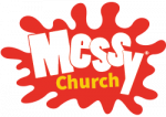 Messy Church Logo Copyright The Bible Reading Fellowship © 2015