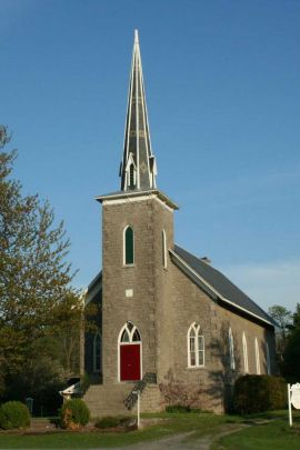 St. Andrew's United Church - Hallville